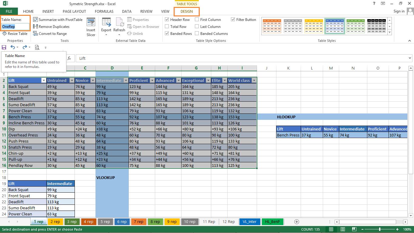 Mencari Nilai Dari Tabel Lain Menggunakan Nilai Referensi