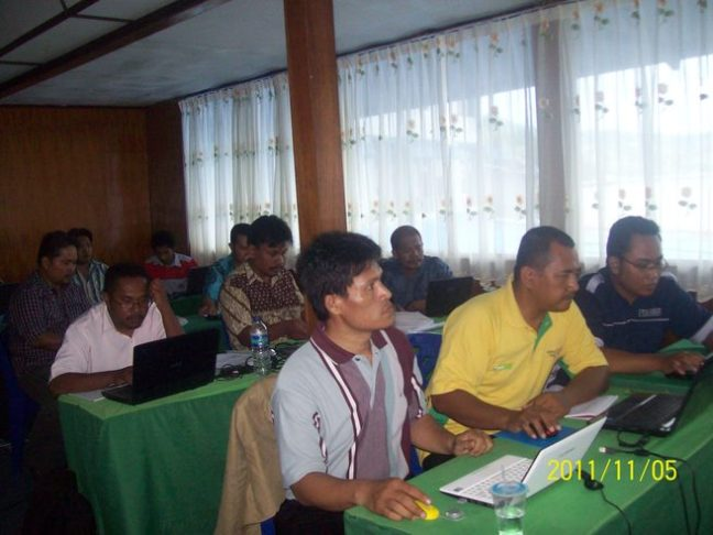 pelatihan guru papua