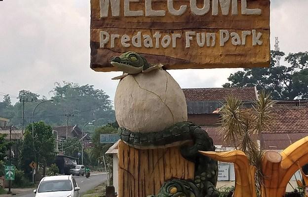 liburan ke predator fun park