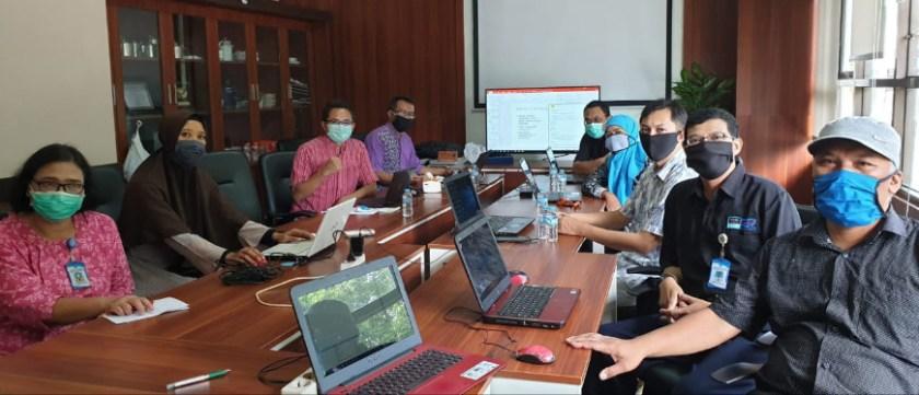 rapat di masa pandemi
