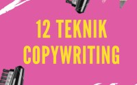 12 teknik copywriting
