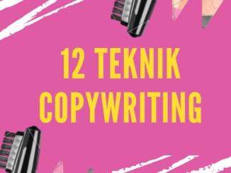 12 teknik copywriting