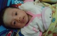 merawat bayi