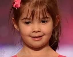 Ini Kaitly Maher (waktu umur 4 tahun)