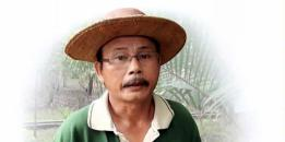 P. SAMUEL OTON SIDIN OFMCAP. - PENCINTA LINGKUNGAN