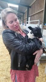 liva and the lamb