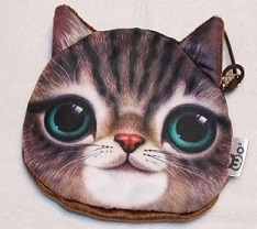 I'm So Geeked Up About This, Have a Free Coin Purse