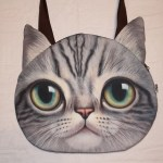 Sam the Cat Tote