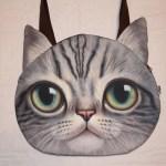 Sam the Cat Tote