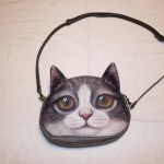 Scooter the Cat Cross Bag