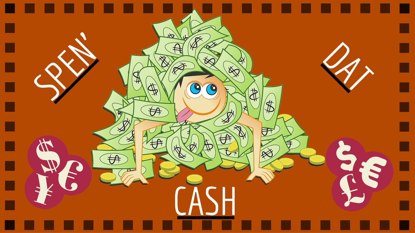 We've provided a transcript of this weeks episode of SPEN' DAT CASH!