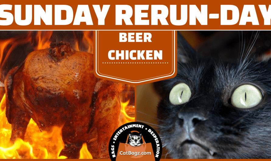 Sunday Rerun-day: Beer Chicken