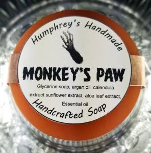CatBagz.com Presents - Twelve Days of Catmas - Day One - A hand soap made from monkeys?