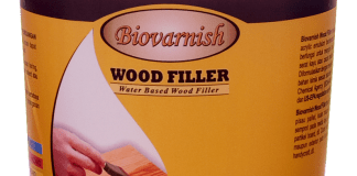 Biovarnish Wood Filler
