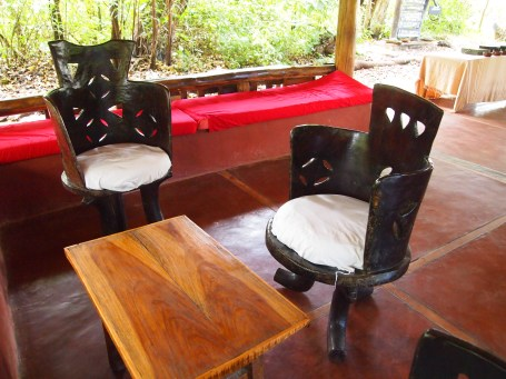 Ethiopian traditional chairs