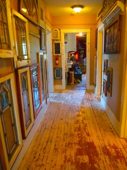 Hallway at Old Luckett's Store