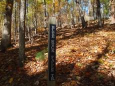 The Blue Suck Falls Trail