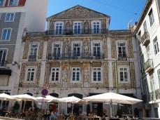 cafe in Lisbon