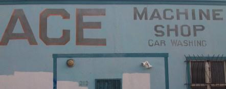 ACE Machine Shop Car Wash