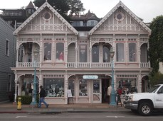 shops in Sausalito