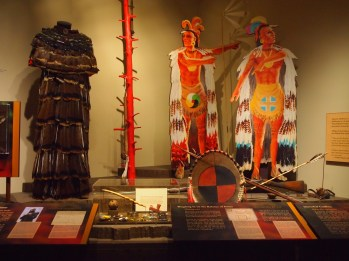 Chickasaw exhibits