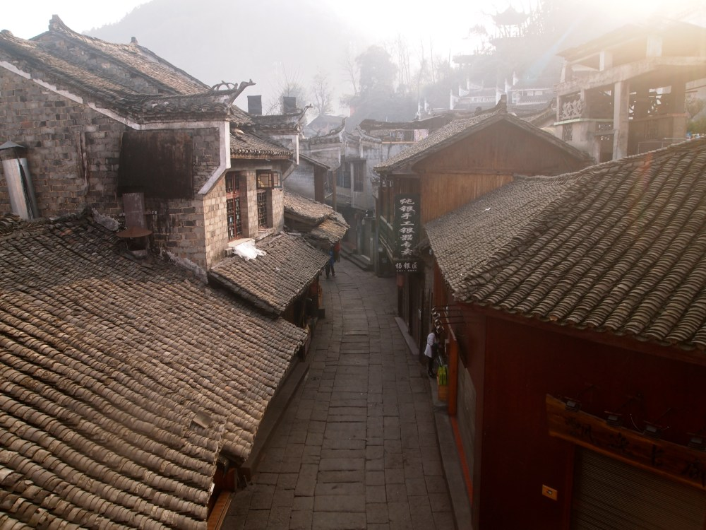 a wandering-about day in fenghuang (4/6)