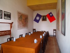 Chiang Kai-shek's dining room