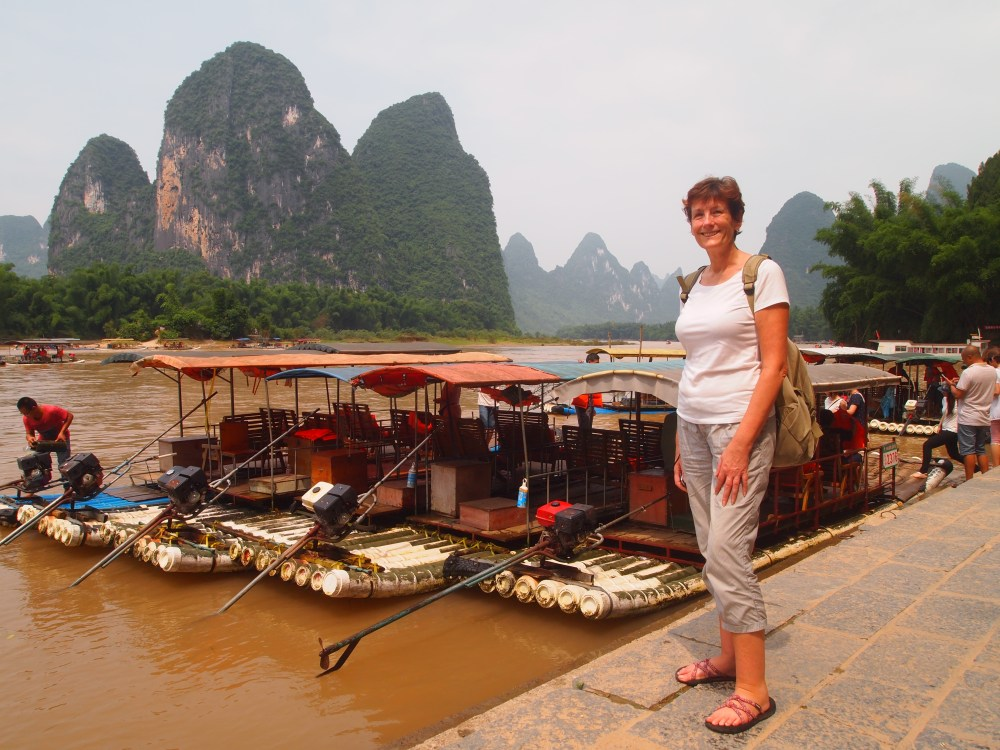 a short weekend in yangshuo (& another li river boat cruise) ~ the third time's a charm :-) (6/6)