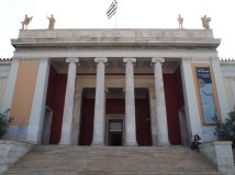the amazing National Archeological Museum