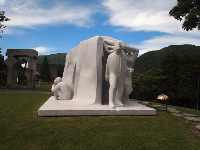 Grande Racconto (2004) - Giuliano Vangi (Italy)