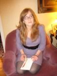 Sarah in 2009