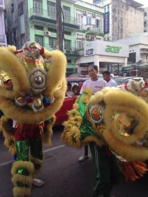 street celebration