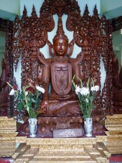 Htidaw Sacred Umbrella Pagoda