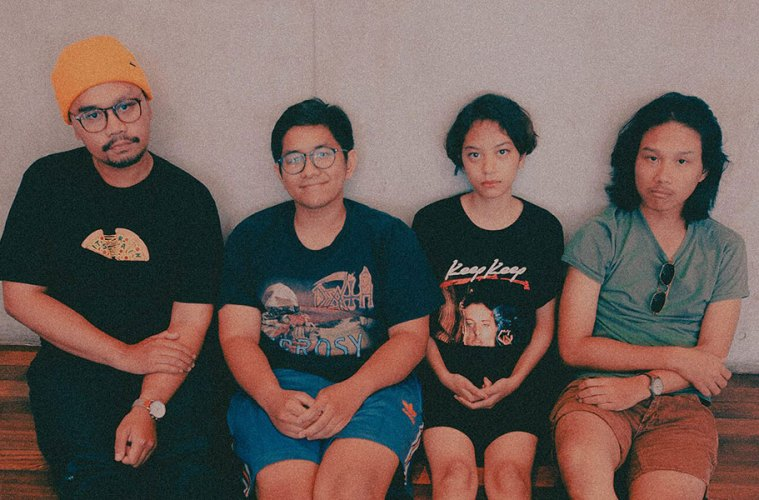 Yogyakarta's 4-piece indie rock band Grrrl Gang