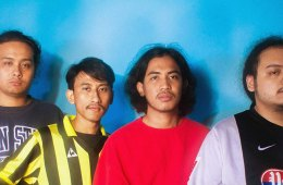 Gizpel are a 4-piece dream pop band based in Jakarta, Indonesia