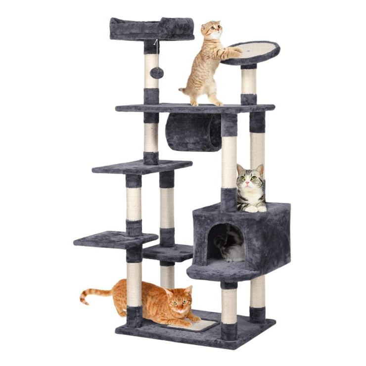 yaheetech cat tree