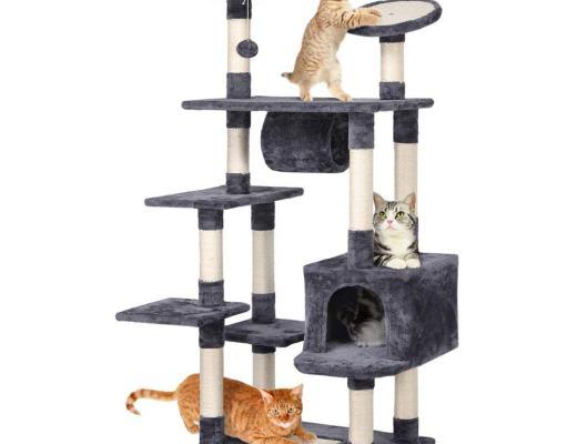 yaheetech cat tree