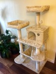 Pawscoo Cat Tree Review: Dizzy's Delight
