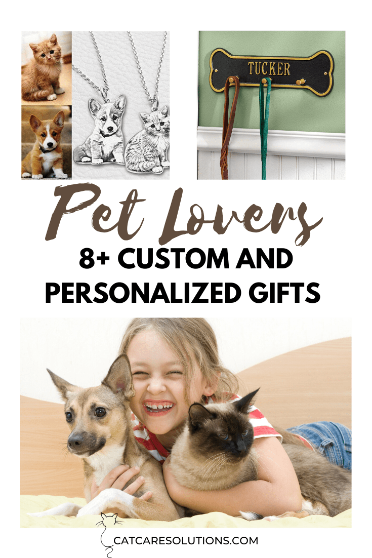 8+ Personalized Pet Gifts