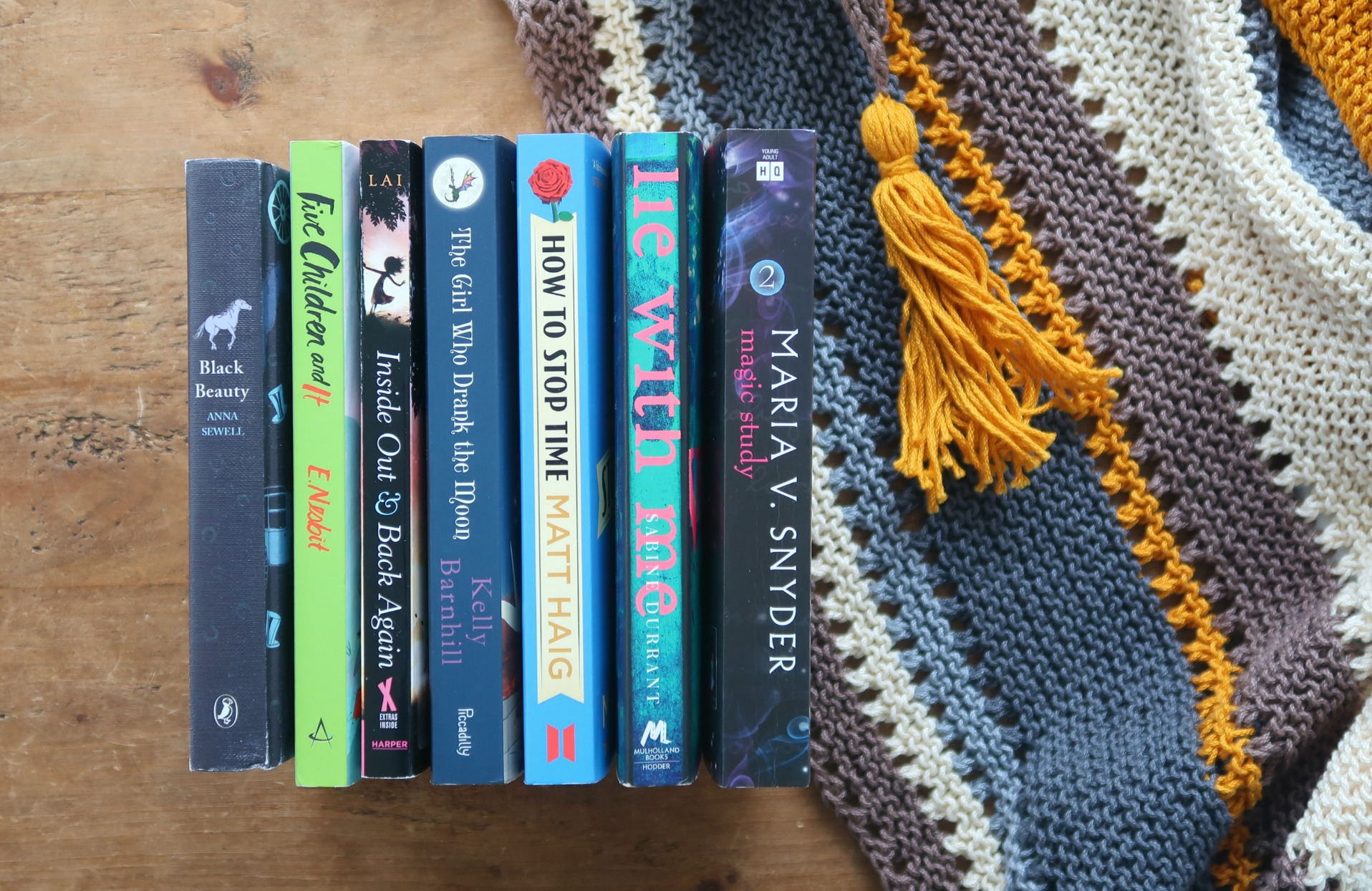 books read in march 2018