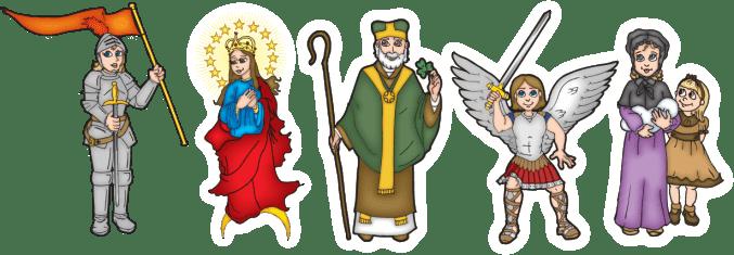 mystery saints
