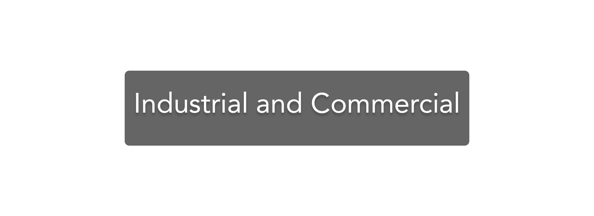 Industrial and commercial energy solutions