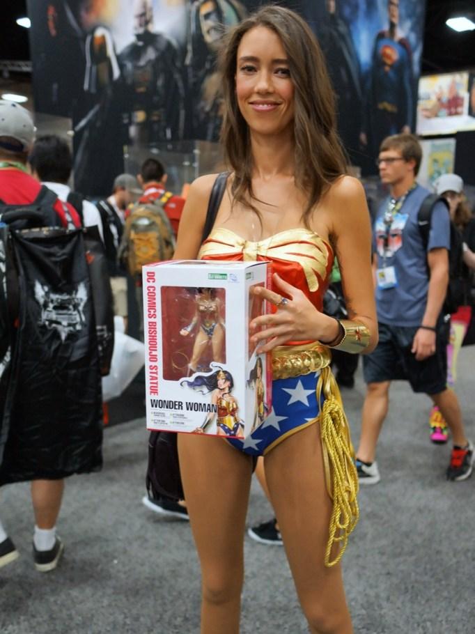 Wonder Woman rules!