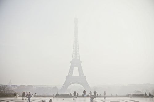 Travel to Paris! Check!