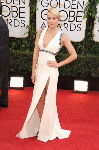 71st Annual Golden Globe Awards- Margot Robbie www.catcherinthestyle.com
