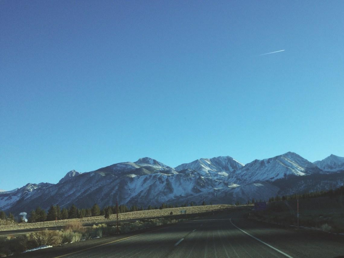 Road Trip Sierras