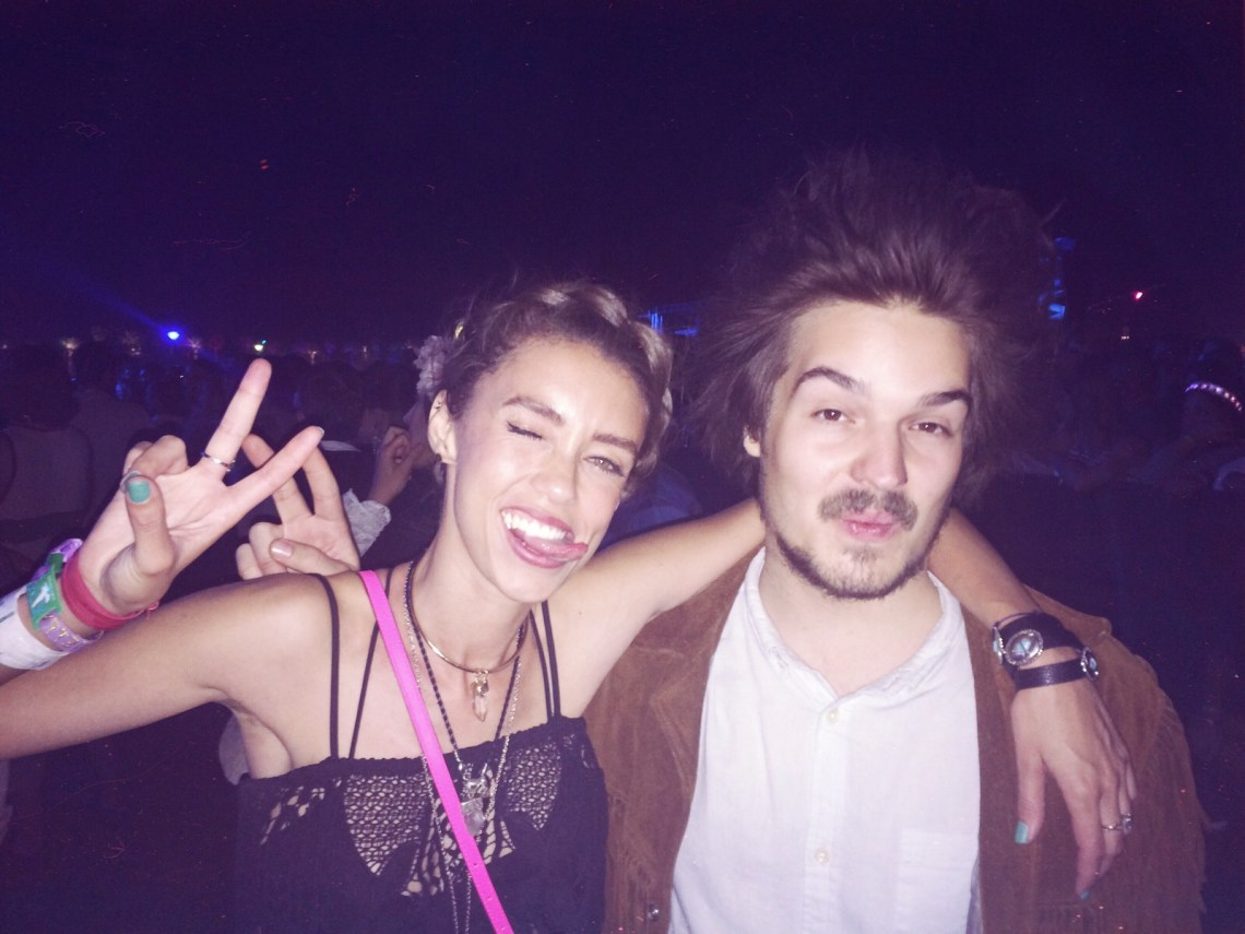 Milky Chance Coachella 2015