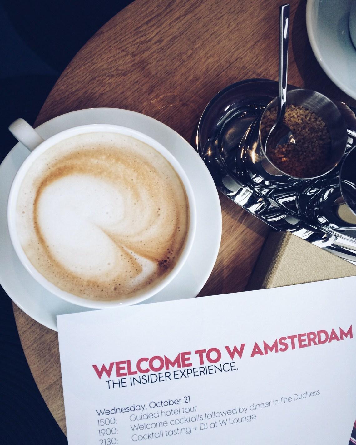 Amsterdam W hotels