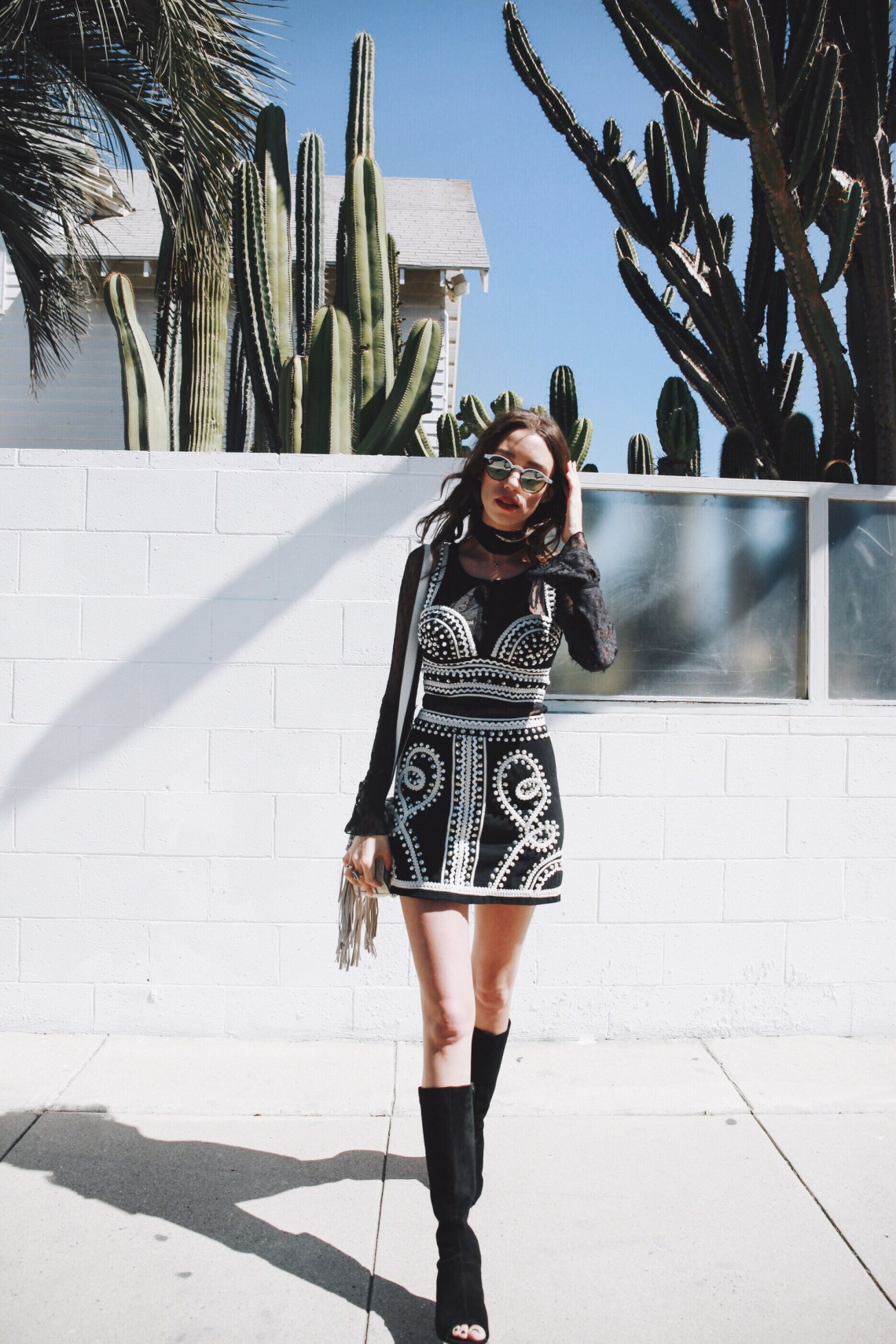 Nasty Gal x Catcher in the Style 7