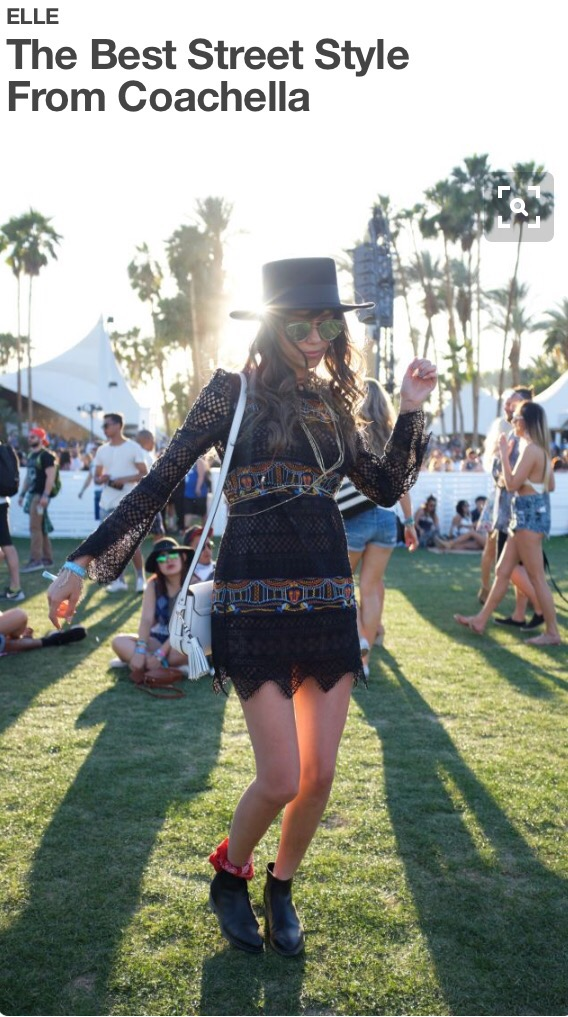 Elle Tyler Joe Coachella